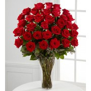 The FTD® Red Rose Bouquet - 36 Long Stem Roses