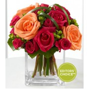 Editors' Choice Deep Emotions Bouquet