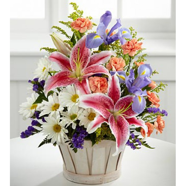 Order The FTD Wondrous Nature Bouquet Online From