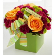 The FTD® Birthday Bouquet