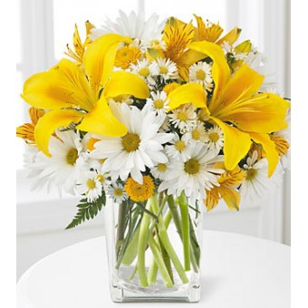 The FTD® Come Rain or Come Shine Bouquet