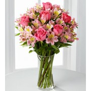 The FTD® Dreamland Pink Bouquet