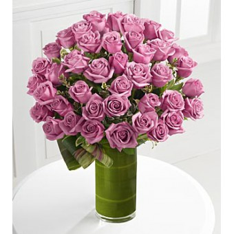 Sensational Luxury Rose Bouquet - 48 Stems of 60-cm Premium Long-Stemmed Roses