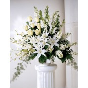 The FTD® Light In Your Honour™ Arrangement