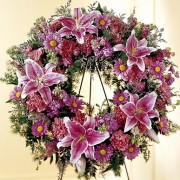 The FTD® We Fondly Remember™ Wreath