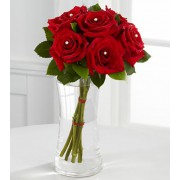 The FTD® Whole Heartedly™ Rose Bouquet