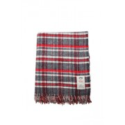 Avoca Dark Grey Scottie Throw