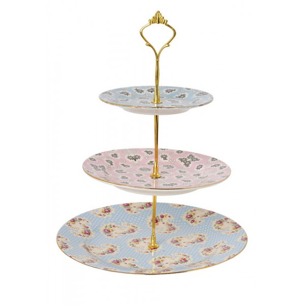 Portugal Cake Stand With Duck