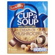Batchelors Cream of Mushroom Cup-A-Soup