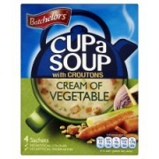 Batchelors Cream of Vegetable Cup-A-Soup