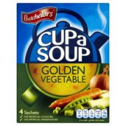 Batchelors Golden Vegetable Cup-A-Soup