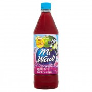 Miwadi Apple & Blackcurrant No Sugar Added