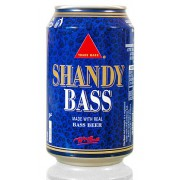 Britvic Shandy Bass