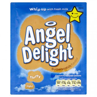 Bird's Butterscotch Angel Delight