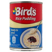 Bird's Ready To Serve Rice Pudding