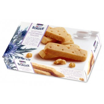 Border Scottish Shortbread Fingers