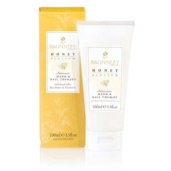 Bronnley Honey Blossom Intensive Hand & Nail Therapy