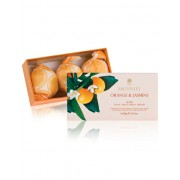 Bronnley Orange & Jasmine Soap