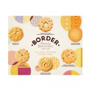Border Classic Recipe Biscuit Selection