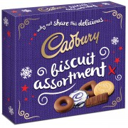 Cadbury Biscuit Assortment