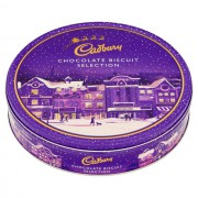 Cadbury Chocolate Biscuit Selection Tin