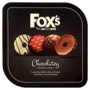 Fox's Chocolatey Tin