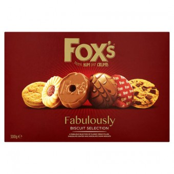 Fox's Fabulously Biscuit Selection