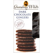 Grandma Wild's Dark Chocolate Gingers