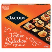 Jacob's Festive Selection Crackers