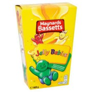 Bassetts Jelly Baby Carton