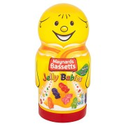 Jelly Babies Novelty Jar
