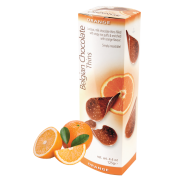 Belgian Chocolate Thins Orange