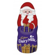 Cadbury Chocolate Santa
