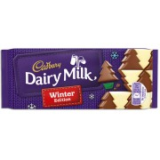 Cadbury Dairy Milk Winter Edition