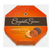 Elizabeth Shaw Orange Crisp Milk Chocolates