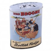 Gardiners The Broons' Scottish Fudge Tin