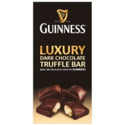 Guinness Luxury Dark Chocolate Truffle Bar