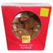 Marks & Spencer Mince Pie Fudge