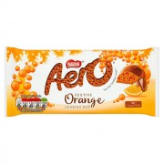 Nestle Festive Aero Orange Sharing Bar