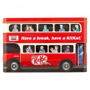 Nestle KitKat Bus Tin