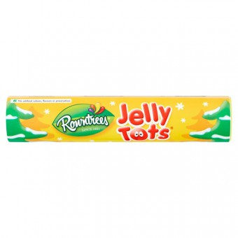 Rowntrees Jelly Tots Tube