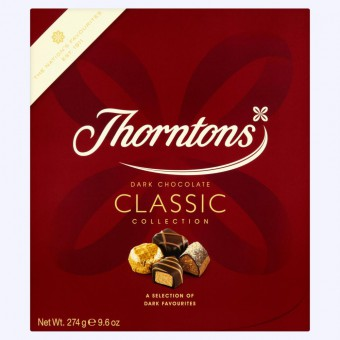 Thornton's Dark Chocolate Classic Collection