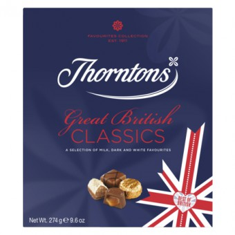 Thornton's Great British Classics Collection