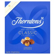 Thornton's Milk Chocolate Classic Collection