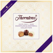 Thornton's Snowflake & Snowball Collection
