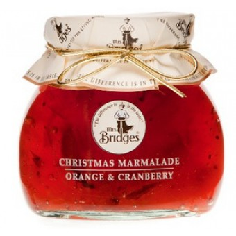 Mrs. Bridges Christmas Marmalade