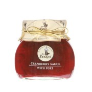 Mrs. Bridges Cranberry Sauce With Port