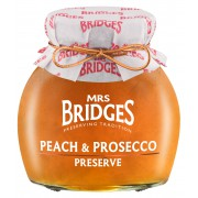 Mrs. Bridges Peach & Prosecco Preserve