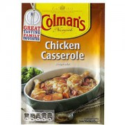Colman's Chicken Casserole Mix