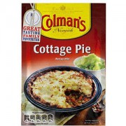 Colman's Cottage Pie Mix